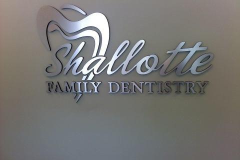 interior-signs-shallottefamilydentistry